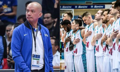 Tiebreaker Times Gilas experience rude welcome in Astana 2019 FIBA World Cup Qualifiers Basketball Gilas Pilipinas News  Ryan Gregorio Kazakhstan (Basketball) Gilas Elite 2019 FIBA World Cup Qualifiers