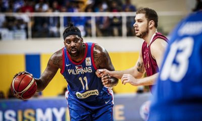 Tiebreaker Times Andray Blatche, Gilas run roughshod on Qatar, seal top 4 finish in Group F 2019 FIBA World Cup Qualifiers Basketball Gilas Pilipinas News  Yeng Guiao Qatar (Basketball) Paul Lee Gilas Elite Andray Blatche 2019 FIBA World Cup Qualifiers