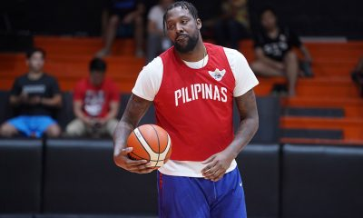 Tiebreaker Times Andray Blatche joins first official Gilas Pilipinas practice 2019 FIBA World Cup Qualifiers Basketball Gilas Pilipinas News  Yeng Guiao Troy Rosario Thirdy Ravena Scottie Thompson Roger Pogoy Raymond Almazan Paul Lee Mark Barroca Marcio Lassiter June Mar Fajardo JP Erram Jayson Castro Japeth Aguilar Gilas Elite Gabe Norwood 2019 FIBA World Cup Qualifiers