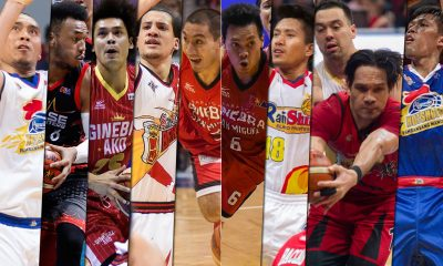 Tiebreaker Times Cebuano Towers headline South to take on North's Abueva-Aguilar combination in All-Star Game Basketball News PBA  Scottie Thompson PBA Season 44 Paul Lee Mark Barroca Marcio Lassiter LA Tenorio June Mar Fajardo Japeth Aguilar Greg Slaughter Calvin Abueva 2019 PBA All-Star Game