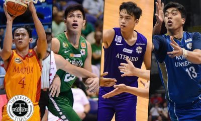 Tiebreaker Times Pressure still there even if Marinerong Pilipino turns younger, says Yong Garcia Basketball News PBA D-League  Yong Garcia Marinerong Pilipino 2019 PBA D-League Season