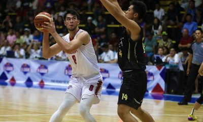 Tiebreaker Times Full Circle: Troy Rike earns Aldin Ayo's respect Basketball News PBA D-League  Troy Rike AMA Online Education Titans Aldin Ayo 2019 PBA D-League Season