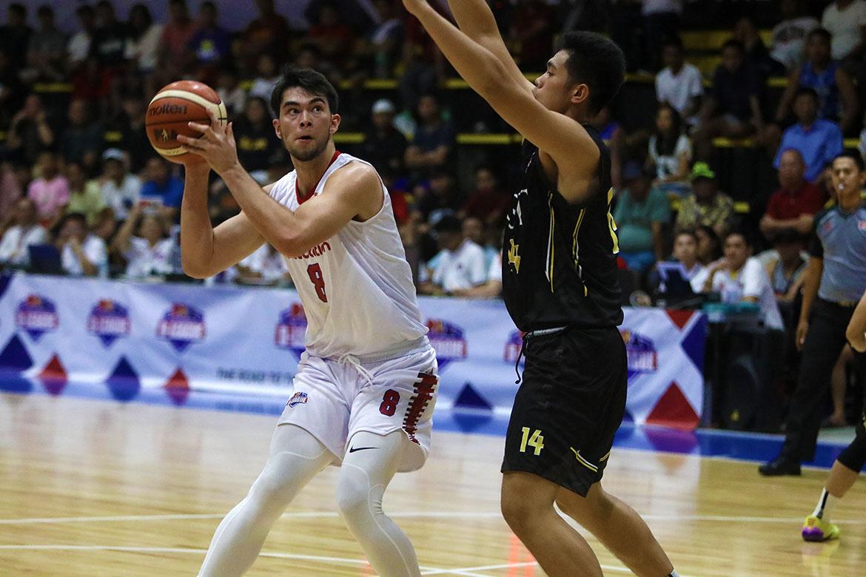 2019-pba-dleague-ust-def-ama-troy-rike 3X3 or PBA? Chooks quartet set to make big decision Basketball Chooks-to-Go Pilipinas 3x3 News PBA  - philippine sports news