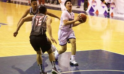 Tiebreaker Times Radge Tongco steers Wangs rout of Masterpiece-Trinity Basketball News PBA D-League  Wangs Basketball Couriers The Masterpiece-Trinity Stallions Rickson Gerero Radge Tongco Pablo Lucas Michael Canete Axel Inigo Arvin Tolentino Alvin Grey 2019 PBA D-League Season