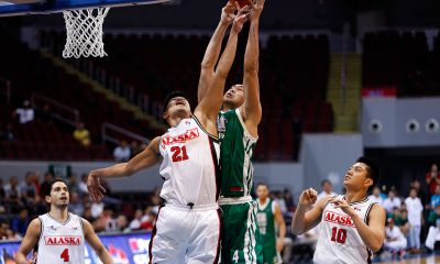 Tiebreaker Times With main men out, Carl Cruz looks to take lead role in Alaska Basketball News PBA  PBA Season 44 Carl Cruz Alaska Aces 2019 PBA Philippine Cup