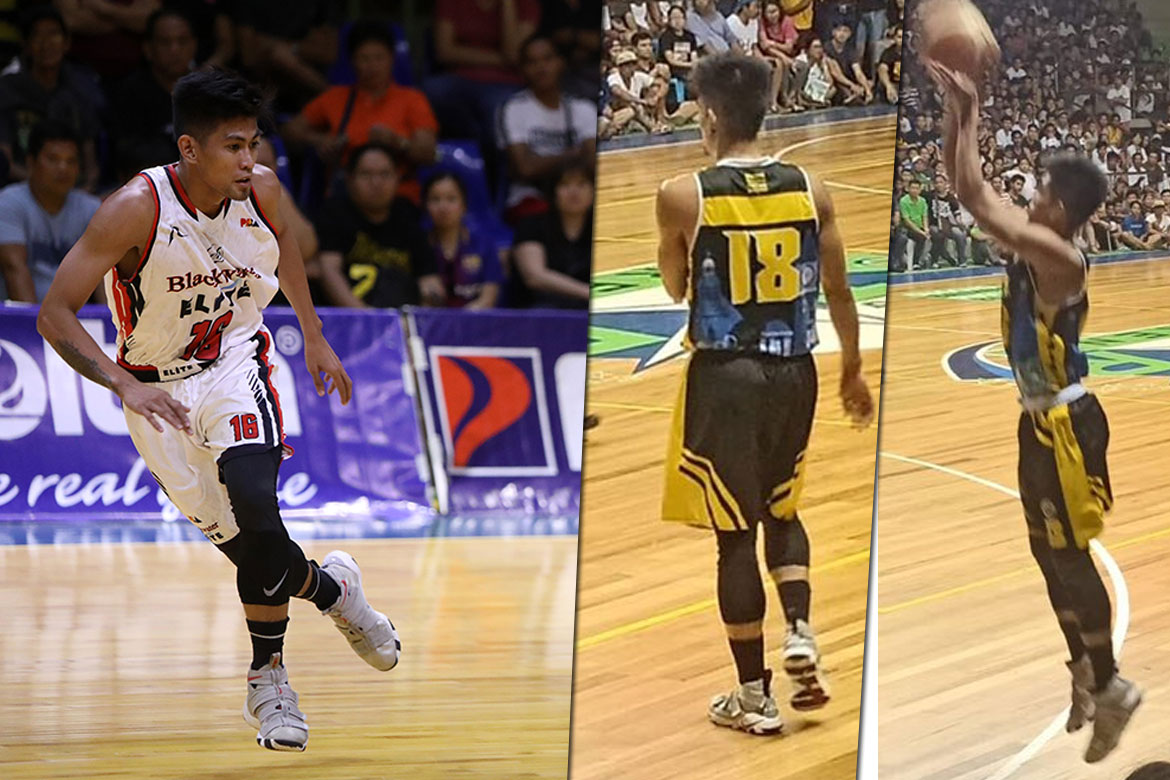 Tiebreaker Times SOURCES: Blackwater set to suspend Renz Palma for playing in 'ligang labas' Basketball News PBA  Renz Palma PBA Season 44 Blackwater Elite 2019 PBA Philippine Cup