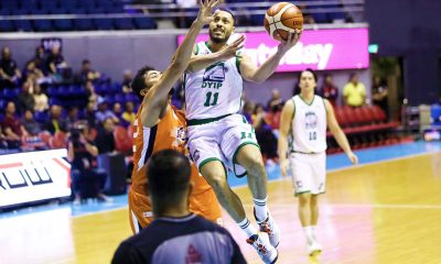 Tiebreaker Times Rashawn McCarthy drops career-high as Columbian Dyip escape Meralco Basketball News PBA  Rashawn McCarthy Ranidel De Ocampo PBA Season 44 Norman Black Meralco Bolts Johnedel Cardel Glenn Khobuntin Columbian Dyip Cliff Hodge Chris Newsome 2019 PBA Philippine Cup