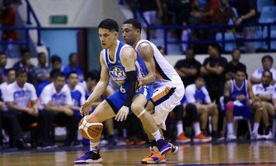 Tiebreaker Times Kevin Alas re-tears ACL Basketball News PBA  PBA Season 44 NLEX Road Warriors Kevin Alas 2019 PBA Philippine Cup