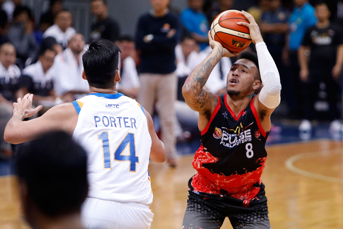 Tiebreaker Times Calvin Abueva bracing for tough Phoenix stretch Basketball News PBA  Phoenix Fuel Masters PBA Season 44 Calvin Abueva 2019 PBA Philippine Cup