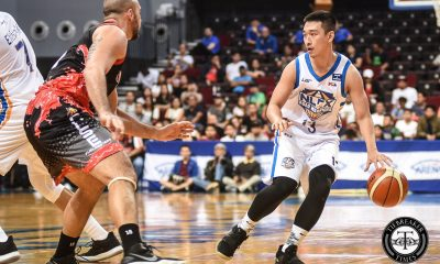 Tiebreaker Times Kyles Lao surprised with minutes given by NLEX in debut Basketball News PBA  PBA Season 44 NLEX Road Warriors Kyles Lao 2019 PBA Philippine Cup