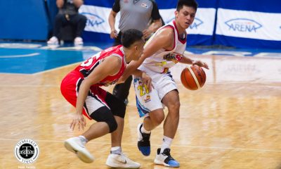 Tiebreaker Times Rain or Shine gives injury-stricken Alaska rude welcome Basketball News PBA  Rey Nambatac Raymond Almazan Rain or Shine Elasto Painters PBA Season 44 Jake Pascual Caloy Garcia Beau Belga Alex Compton Alaska Aces 2019 PBA Philippine Cup