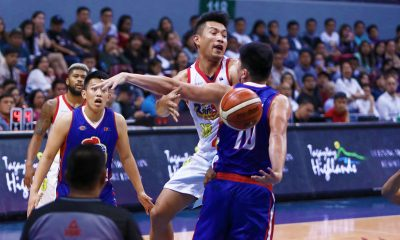 Tiebreaker Times Two years after shock trade, James Yap can finally say he has moved on Basketball News PBA  Rain or Shine Elasto Painters PBA Season 44 James Yap Caloy Garcia 2019 PBA Philippine Cup