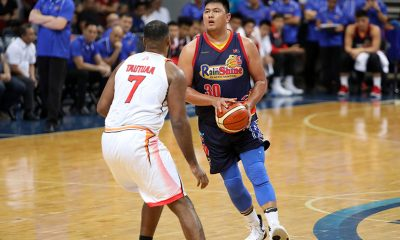 Tiebreaker Times Beau Belga not thinking too highly of Rain or Shine's 6-1 start Basketball News PBA  Rain or Shine Elasto Painters PBA Season 44 Beau Belga 2019 PBA Philippine Cup