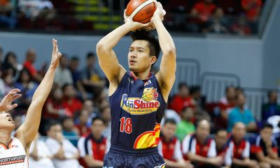 Tiebreaker Times James Yap's big gamble results in another Rain or Shine win Basketball News PBA  Rain or Shine Elasto Painters PBA Season 44 James Yap 2019 PBA Philippine Cup