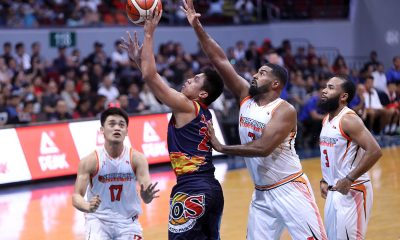 Tiebreaker Times Rey Nambatac has long been preparing to fill Chris Tiu's shoes Basketball News PBA  Rey Nambatac Rain or Shine Elasto Painters PBA Season 44 Caloy Garcia 2019 PBA Philippine Cup