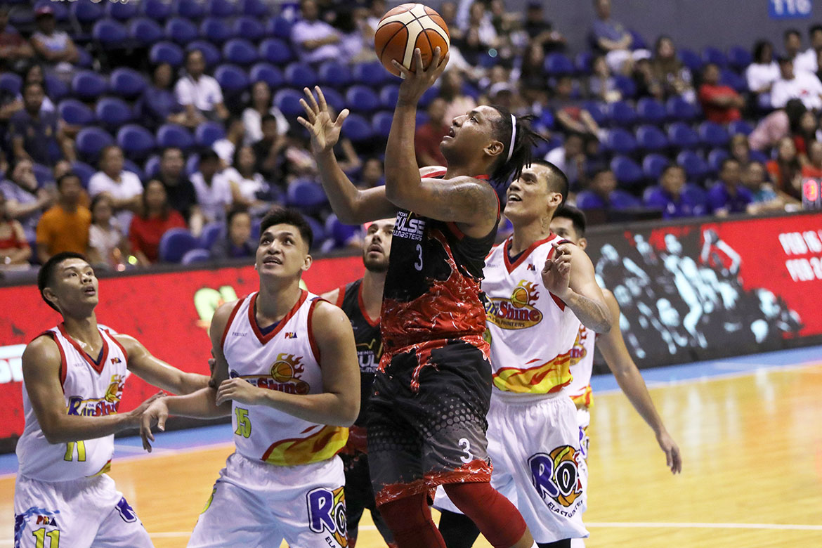 Tiebreaker Times Jason Perkins on loss that spoiled career-high: 'We're going to learn from it' Basketball News PBA  Phoenix Fuel Masters PBA Season 44 Louie Alas Jason Perkins 2019 PBA Philippine Cup