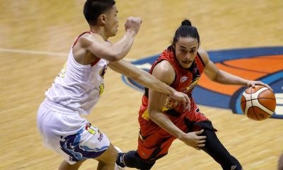 Tiebreaker Times Downcast Terrence Romeo admits he is still adjusting to San Miguel Basketball News PBA  Terrence Romeo San Miguel Beermen PBA Season 44 2019 PBA Philippine Cup