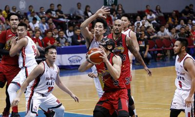 Tiebreaker Times Seeing San Miguel struggle, Alex Cabagnot returns ahead of schedule Basketball News PBA  San Miguel Beermen PBA Season 44 Leo Austria Alex Cabagnot 2019 PBA Philippine Cup