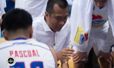 Tiebreaker Times Lack of timing, not championship hangover, led to Magnolia loss, says Chito Victolero Basketball News PBA  PBA Season 44 Magnolia Hotshots Chito Victolero 2019 PBA Philippine Cup
