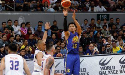 Tiebreaker Times Roger Pogoy downplays dagger vs Magnolia: 'Tulungan naman eh' Basketball News PBA  TNT Katropa Roger Pogoy PBA Season 44 2019 PBA Philippine Cup