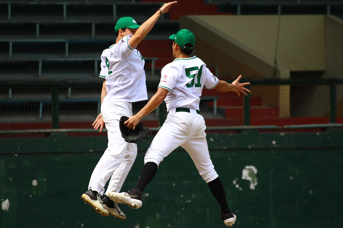 2019-pbl-semis-dlsu-def-admu-iggy-escano-and-diego-lozano Adamson completes epic 9th inn rally to book rematch against DLSU in PBL Baseball News PBL  - philippine sports news
