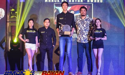 Tiebreaker Times Kai Sotto hailed as PSA's Manok ng Bayan of the Year Basketball News  Kai Sotto 2019 PSA Awards