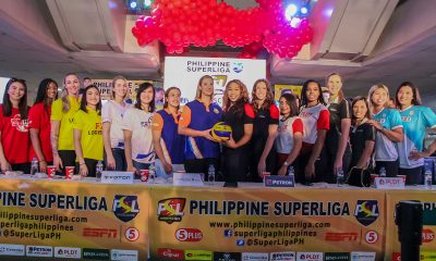 Tiebreaker Times Petron Blaze Spikers strut stacked team into Grand Prix News PSL Volleyball  Shaq delos Santos Petron Blaze Spikers 2019 PSL Season 2019 PSL Grand Prix