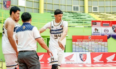 Tiebreaker Times Chris Ellis resurfaces in Thailand Basketball News  Chris Ellis 2019 TBL Season
