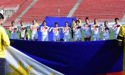 Tiebreaker Times PWNFT draws nemesis Chinese-Taipei in next stage of OQT Football News Philippine Malditas  Philippine Women's National Football Team 2020 Women's Olympic Football Tournament Asian Qualifiers