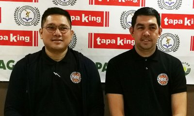 Tiebreaker Times NBL to debut women's, youth league in second season Basketball NBL News  Soy Mercado Edward Quno 2019 NBL Season