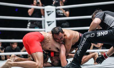 Tiebreaker Times Jeremy Miado suffers TKO loss to DSA in classic slugfest Mixed Martial Arts News ONE Championship  ONE: Call to Greatness Jeremy Miado Dejdamrong Sor Amnuaysirichoke