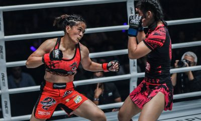 Tiebreaker Times Gina Iniong earns emotional victory; Mark Fairtex Abelardo wins ONE debut with one shot Uncategorized