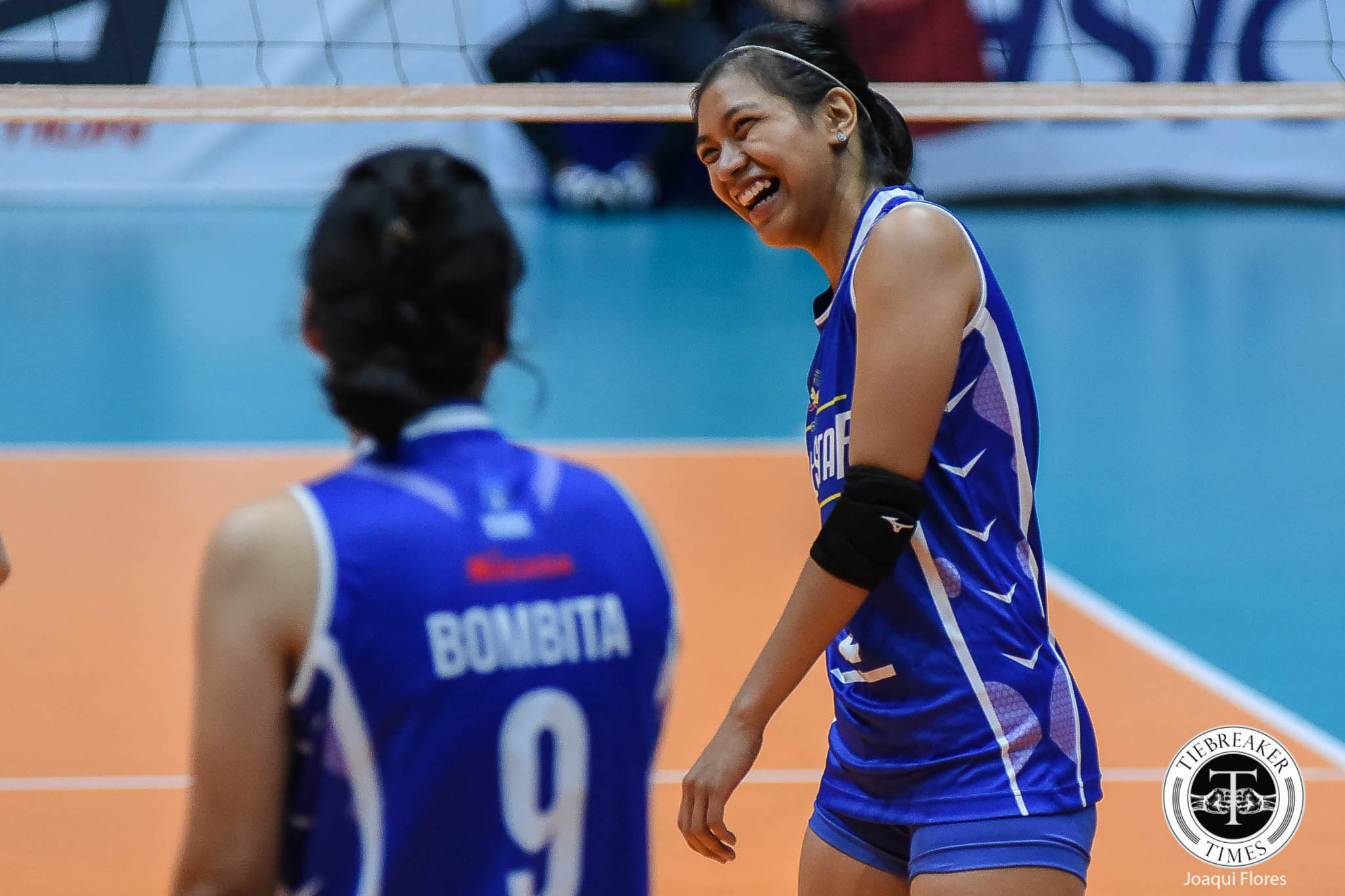 Tiebreaker Times Alyssa Valdez relishes surprise reunion with coach Tai Bundit News PVL Volleyball  Tai Bundit Alyssa Valdez 2019 PVL Season