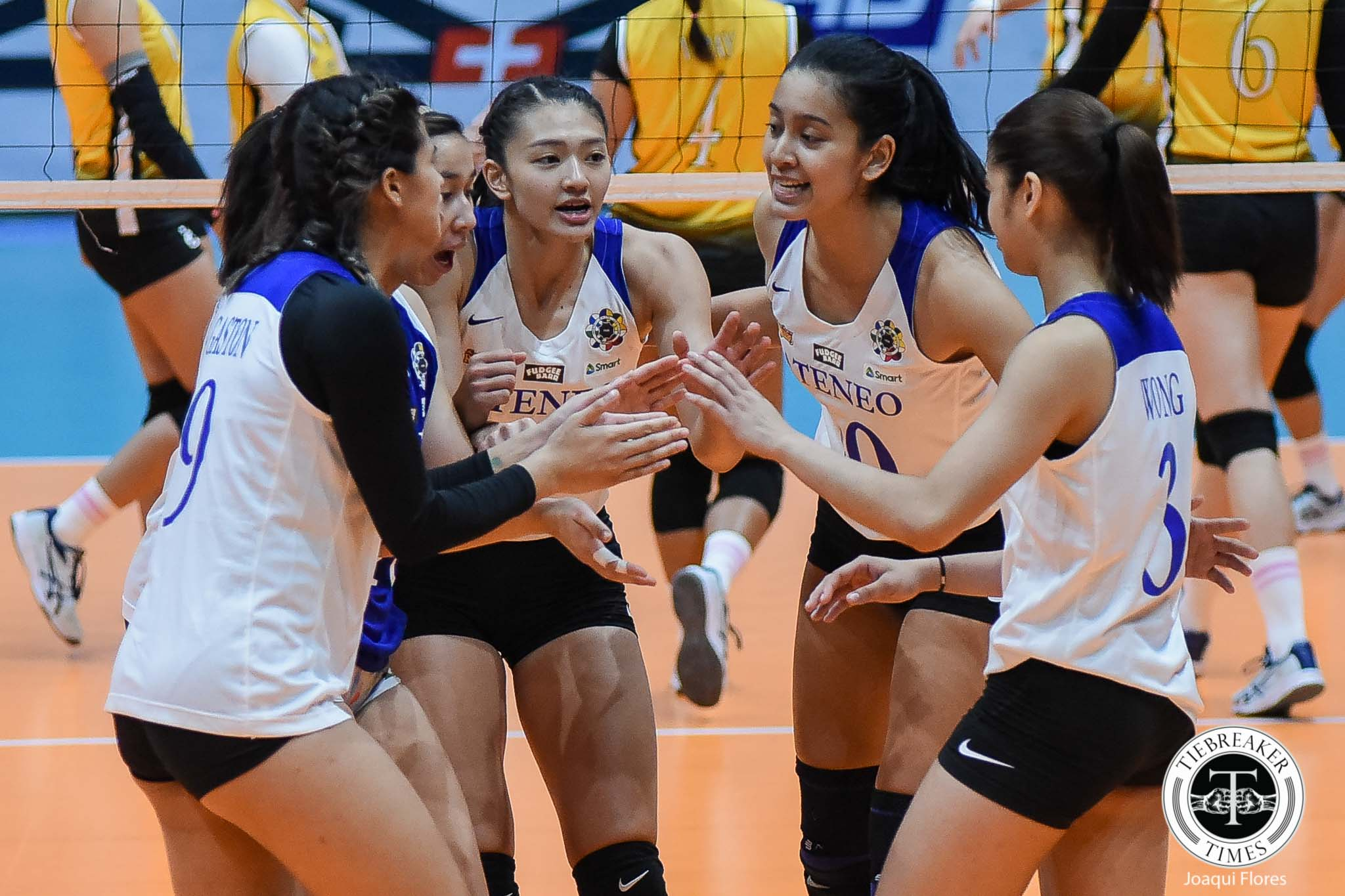 Tiebreaker Times Madayag on Tolentino's return to Ateneo: 'It's Kat's time' ADMU News PVL UAAP Volleyball  UAAP Season 82 Women's Volleyball UAAP Season 82 Maddie Madayag Kat Tolentino Choco Mucho Flying Titans Ateneo Women's Volleyball 2019 PVL Season