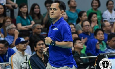 Tiebreaker Times Oliver Almadro on first loss: 'They've seen our worst, but they haven't seen our best' ADMU News UAAP Volleyball  UAAP Season 81 Women's Volleyball UAAP Season 81 Oliver Almadro Ateneo Women's Volleyball