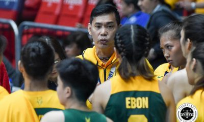 Tiebreaker Times George Pascua challenges FEU Lady Tamaraws to show character FEU News Softball UAAP  UAAP Season 81 Women's Volleyball UAAP Season 81 George Pascua FEU Women's Volleyball