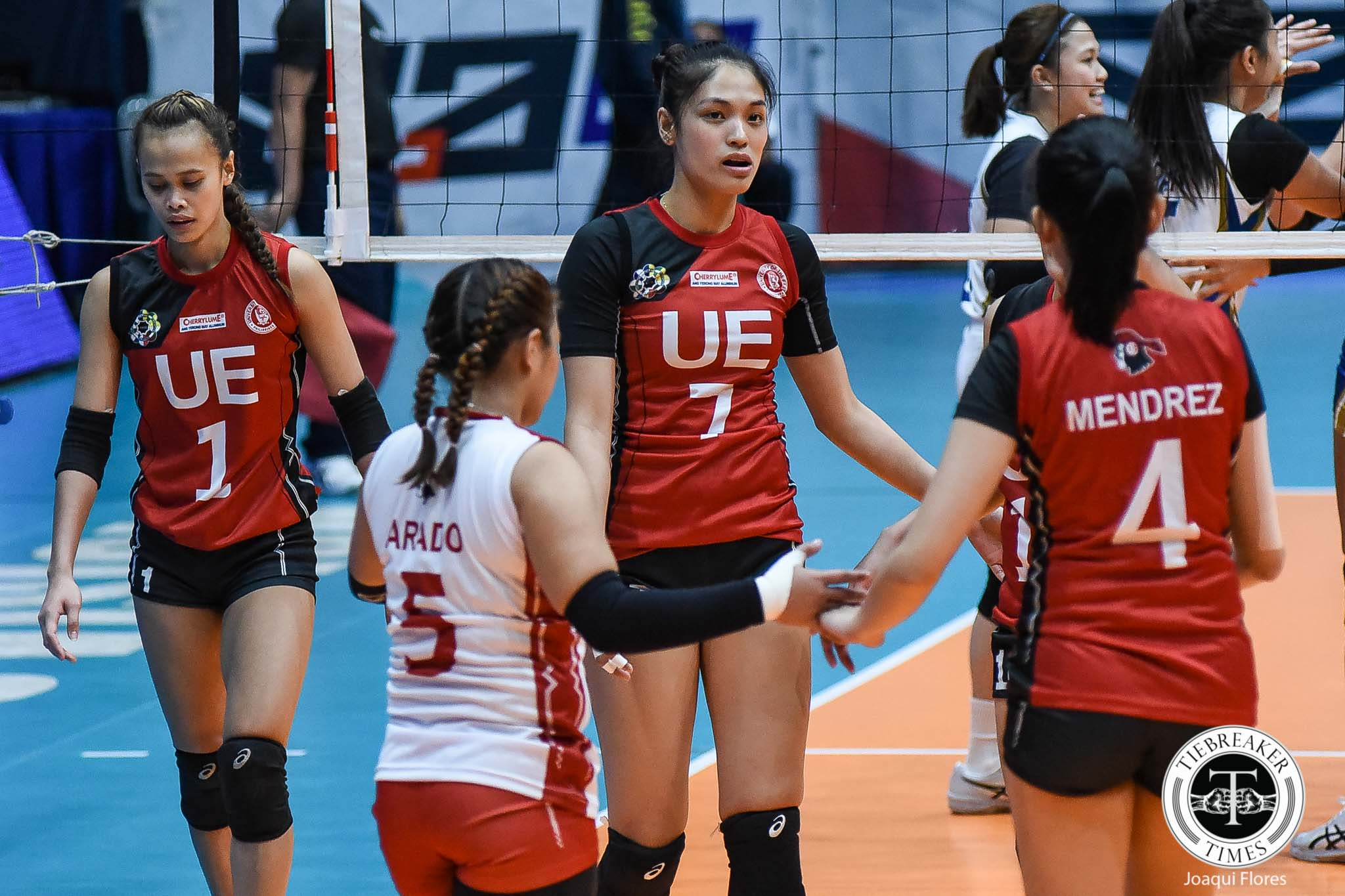 Tiebreaker Times Karl Dimaculangan finding voice as young coach to UE Lady Warriors News UAAP UE Volleyball  UE Women's Volleyball UAAP Season 81 Women's Volleyball UAAP Season 81 Karl Dimaculangan