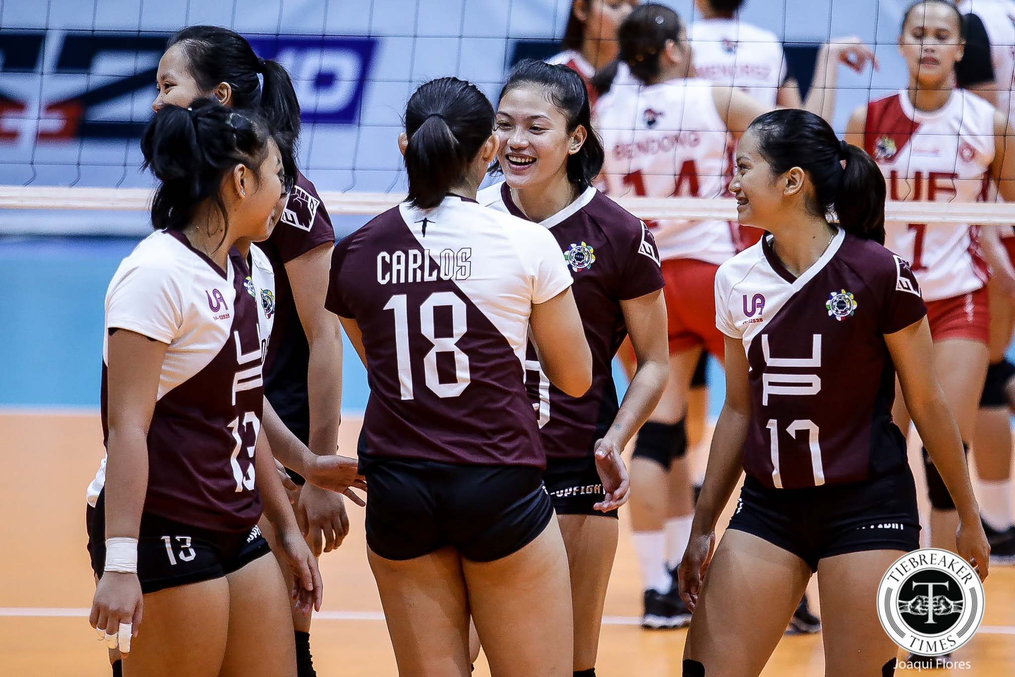 Tiebreaker Times Molde, Carlos, four seniors set for UP return in UAAP Season 82 News UAAP UP Volleyball  UP Women's Volleyball UAAP Season 82 Women's Volleyball UAAP Season 82 Tots Carlos Rem Cailing Marist Layug Jessma Ramos Isa Molde