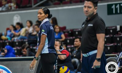 Tiebreaker Times Air Padda wants to prove that Adamson is not a 'deadbeat team' AdU News UAAP Volleyball  UAAP Season 81 Women's Volleyball UAAP Season 81 Air Padda Adamson Women's Volleyball
