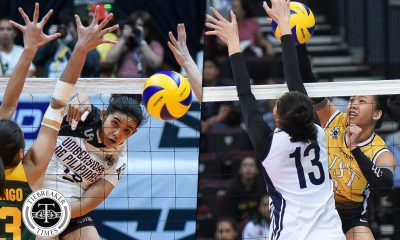 Tiebreaker Times U23 squad hopefuls Tots Carlos, Eya Laure saddened after LVPI's non-participation in AVC tourneys News Volleyball  Tots Carlos Philippine Women's National Volleyball Team Eya Laure