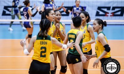 Tiebreaker Times Jerrili Malabanan banks on co-seniors Guino-o, Negrito to help lead FEU FEU News UAAP Volleyball  UAAP Season 81 Women's Volleyball UAAP Season 81 Jerrili Malabanan FEU Women's Volleyball