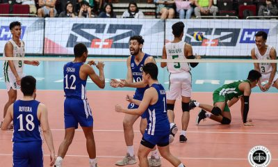 Tiebreaker Times Tony Koyfman relishes return to Ateneo Blue Eagles ADMU News UAAP Volleyball  UAAP Season 81 Men's Volleyball UAAP Season 81 Tony Koyfman Ateneo Men's Volleyball