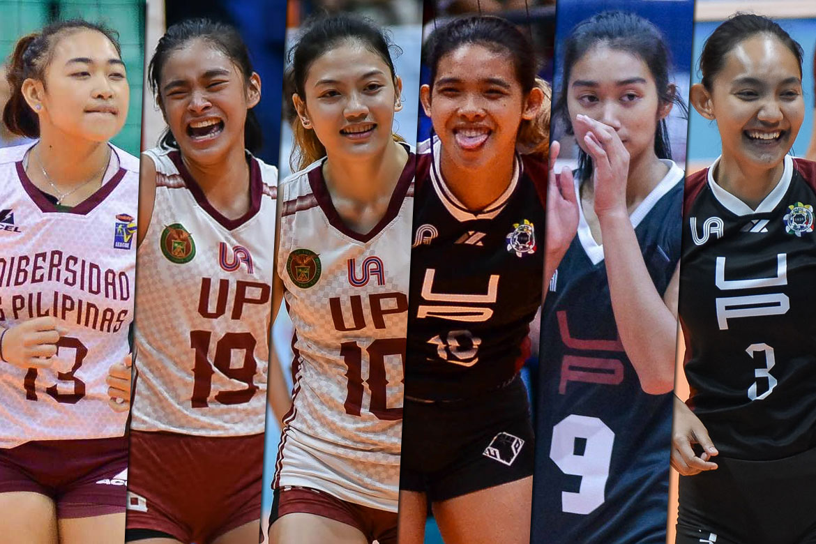 Tiebreaker Times UP Lady Maroons thankful to be given second chance at National Team tryout News UP Volleyball  UP Women's Volleyball Tots Carlos Rosie Rosier Marist Layug Justine Dorog Jessma Ramos Isa Molde 3rd Asian Women's U23 Volleyball Championship 2019 SEA Games - Volleyball 2019 AVC Asian Women's Club Volleyball Championship