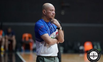 Tiebreaker Times PBA grants Yeng Guiao's wish as Gilas to train five days a week 2019 FIBA World Cup Qualifiers Basketball Gilas Pilipinas News PBA  Yeng Guiao PBA Season 44 Gilas Pilipinas Men 2019 PBA Commissioners Cup 2019 FIBA World Cup