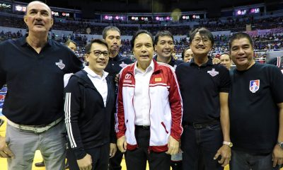 Tiebreaker Times At age 72, Robert Jaworski throws name if 'Return of the Rivals' gets a sequel Basketball News PBA  Robert Jaworski Return of the Rivals 2019 PBA Season 44 Barangay Ginebra San Miguel