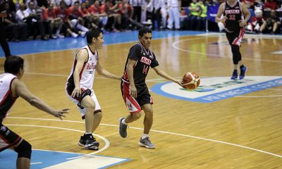 Tiebreaker Times Old rivals Olsen Racela, Johnny Abarrientos relish clash once again Basketball News PBA  San Miguel Beermen Return of the Rivals 2019 PBA Season 44 Olsen Racela Johnny Abarrientos Alaska Acces
