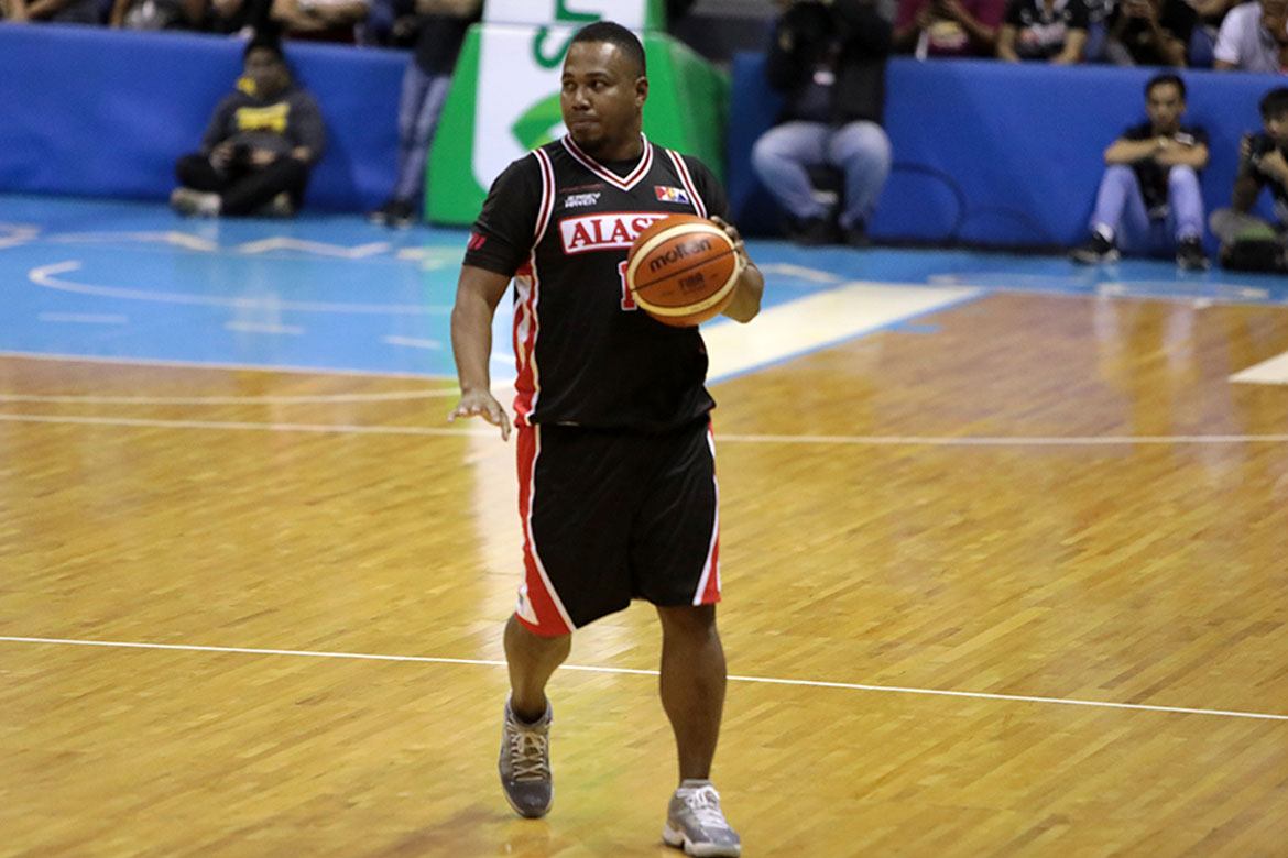 Tiebreaker Times Willie Miller honored to have had shootout with 'idol' Allan Caidic Basketball News PBA  Willie Miller Return of the Rivals 2019 PBA Season 44 Alaska Aces