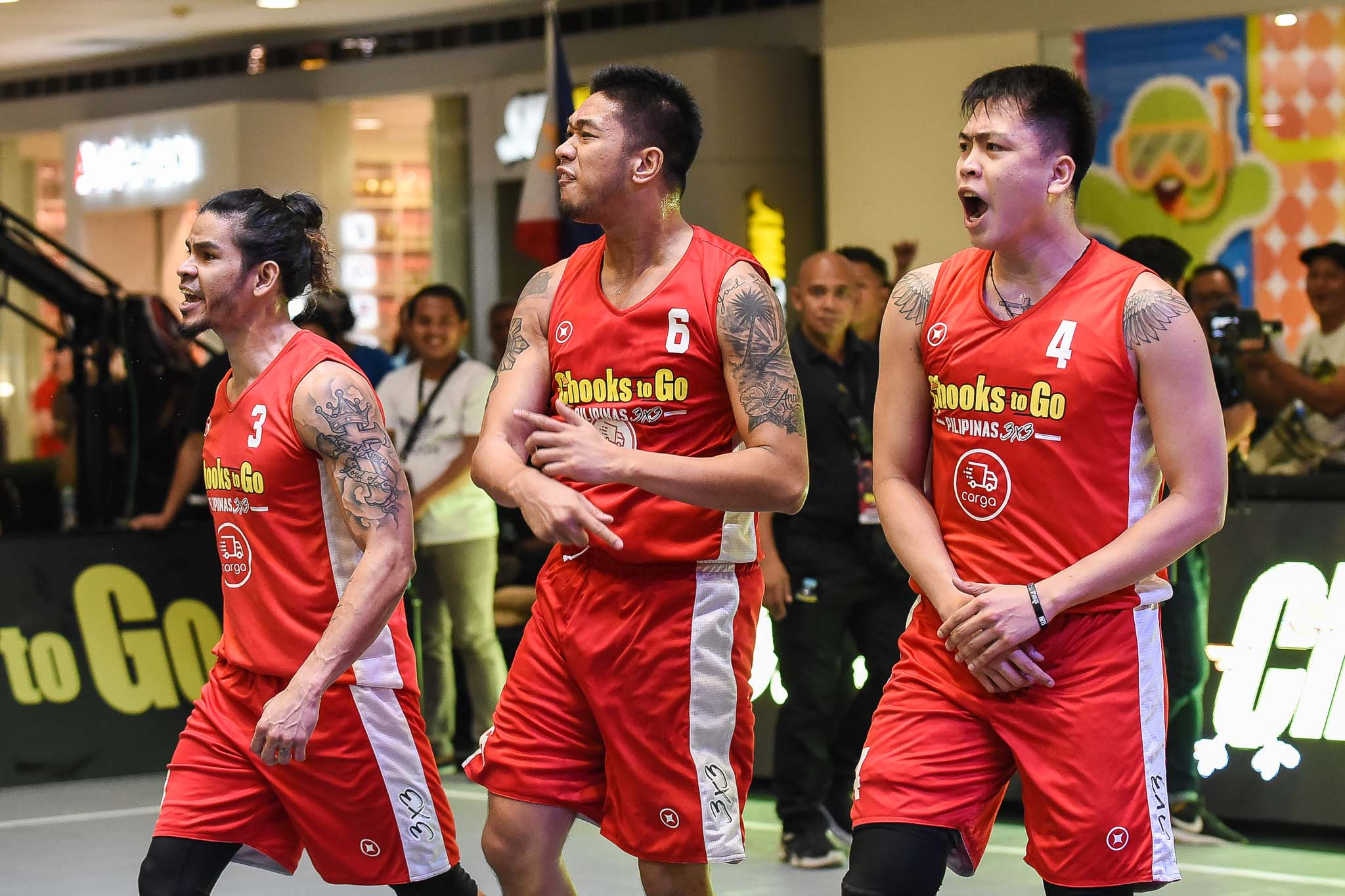 Tiebreaker Times Chris De Chavez makes sure Valenzuela gets last laugh against QC-Zark's 3x3 Basketball Chooks-to-Go Pilipinas 3x3 News  Valenzuela Classic Chris De Chavez 2019 Chooks-to-Go Pilipinas 3x3 Season 2019 Chooks-to-Go Pilipinas 3x3 President's Cup