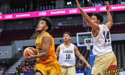 Tiebreaker Times RJ Abarrientos has been FEU's King of the Fourth in NBTC Basketball FEU NBTC News  RJ Abarrientos FEU Juniors Basketball 2019 NBTC Season
