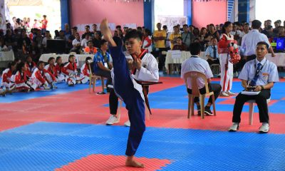 Tiebreaker Times Ilagan City poomsae bet cops first Batang Pinoy Luzon gold Basketball Chess News Softball Taekwondo Volleyball  Wriely Canao Mark Jay Bacojo Jan Cliffor Labog Eljay Vista 2019 Batang Pinoy-Luzon 2019 Batang Pinoy
